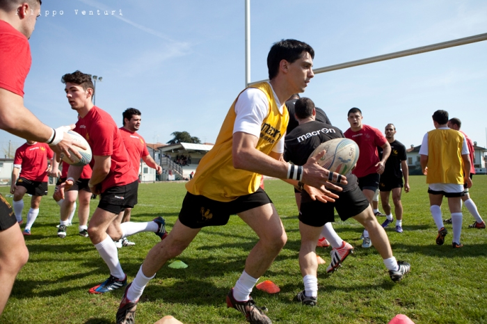 Romagna Rugby - Rugby Colorno, foto 1