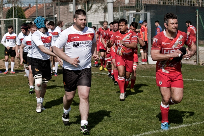 Romagna Rugby - Rugby Colorno, foto 2