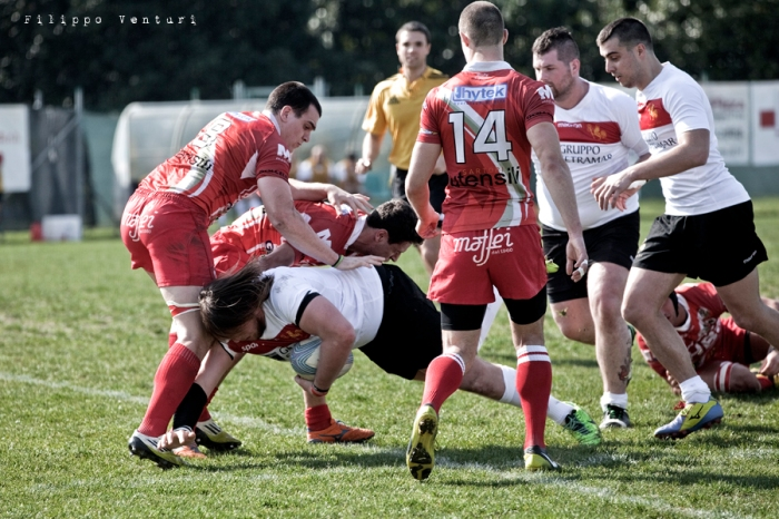 Romagna Rugby - Rugby Colorno, foto 8