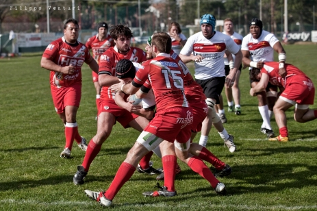 Romagna Rugby - Rugby Colorno, foto 12