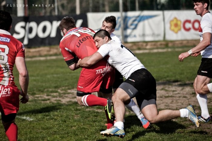 Romagna Rugby - Rugby Colorno, foto 17