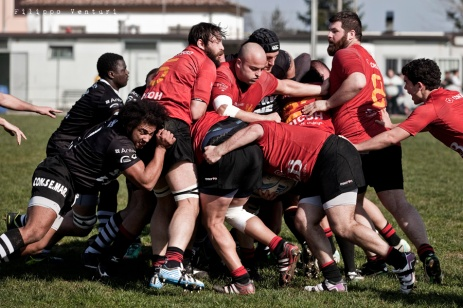 Rugby Romagna - Lyons Rugby (foto 12)