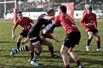 Rugby Romagna - Lyons Rugby (foto 43)