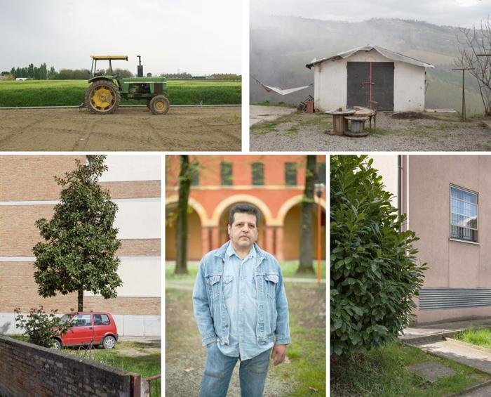 12 | percorsi nel paesaggio - Ricerca fotografica di paesaggio all'interno dei dodici quartieri di Cesena