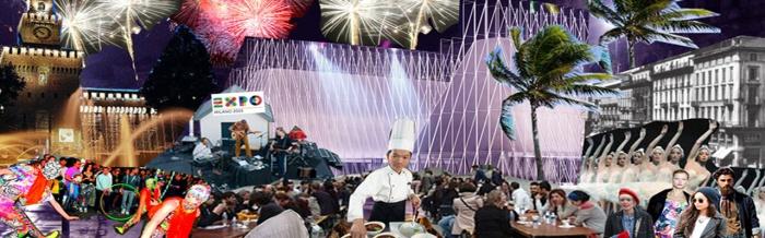 Expo Gate: non mancare alla grande festa per l'inaugurazione