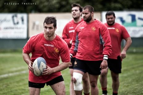 Romagna RFC - Pro Recco Rugby, foto 1