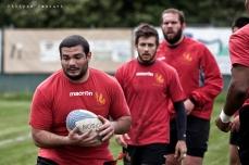 Romagna RFC - Pro Recco Rugby, foto 2