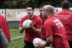 Romagna RFC - Pro Recco Rugby, foto 4