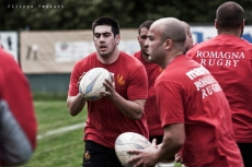 Romagna RFC - Pro Recco Rugby, foto 4