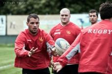 Romagna RFC - Pro Recco Rugby, foto 5