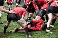 Romagna RFC - Pro Recco Rugby, foto 8