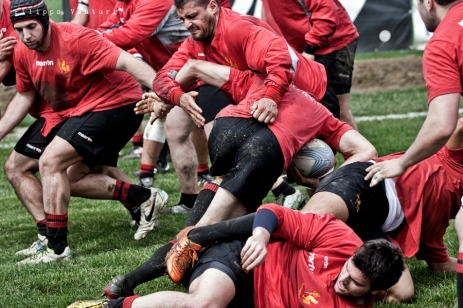 Romagna RFC - Pro Recco Rugby, foto 9