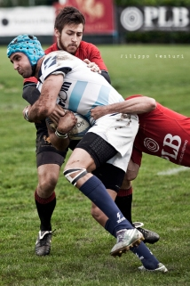 Romagna RFC - Pro Recco Rugby, foto 12