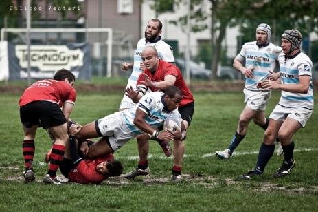 Romagna RFC - Pro Recco Rugby, foto 15