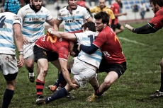 Romagna RFC - Pro Recco Rugby, foto 18