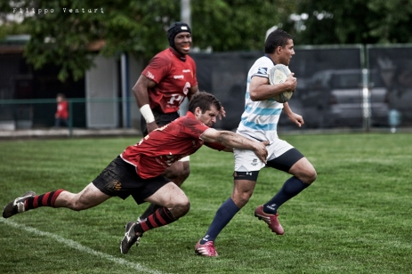 Romagna RFC - Pro Recco Rugby, foto 23