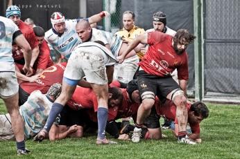 Romagna RFC - Pro Recco Rugby, foto 35