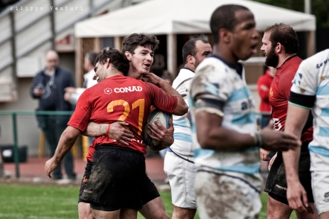 Romagna RFC - Pro Recco Rugby, foto 37