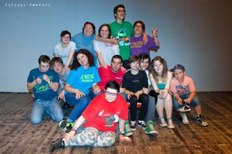 Rompiscatole, spettacolo teatrale, foto 12