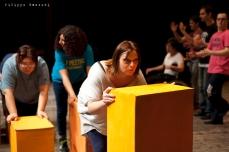 Rompiscatole, spettacolo teatrale, foto 27