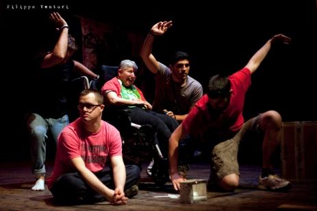 Rompiscatole, spettacolo teatrale, foto 53