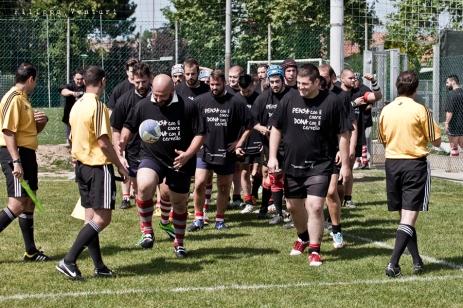 Romagna RFC - Cus Genova Rugby, foto 1