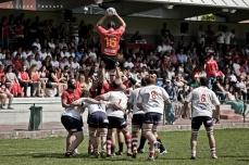 Romagna RFC - Cus Genova Rugby, foto 3