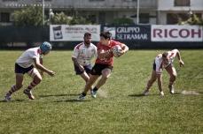 Romagna RFC - Cus Genova Rugby, foto 4