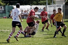 Romagna RFC - Cus Genova Rugby, foto 5