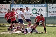 Romagna RFC - Cus Genova Rugby, foto 7