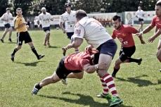 Romagna RFC - Cus Genova Rugby, foto 8