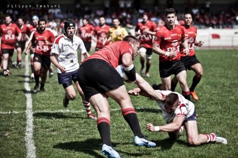 Romagna RFC - Cus Genova Rugby, foto 17