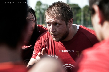 Romagna RFC - Cus Genova Rugby, foto 28