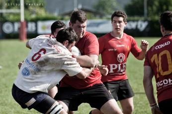 Romagna RFC - Cus Genova Rugby, foto 44