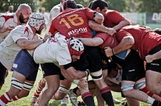 Romagna RFC - Cus Genova Rugby, foto 52