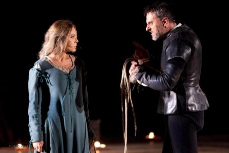 Processo alla strega, con Ornella Muti, foto 9