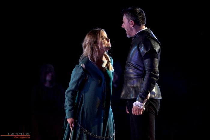 Processo alla strega, con Ornella Muti, foto 11