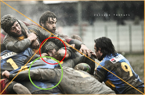 Rugby photography by Filippo Venturi, #1