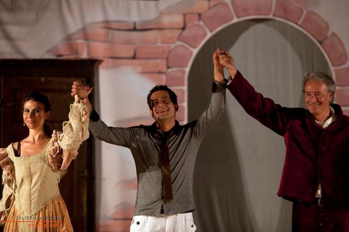 Plauto, Casina (con Corrado Tedeschi), foto 50