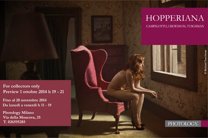Hopperiana, Milano