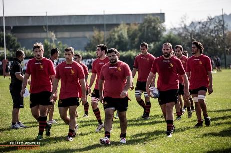 Romagna Rugby - Reno Bologna, foto 1