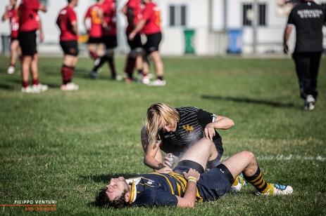 Romagna Rugby - Reno Bologna, foto 13