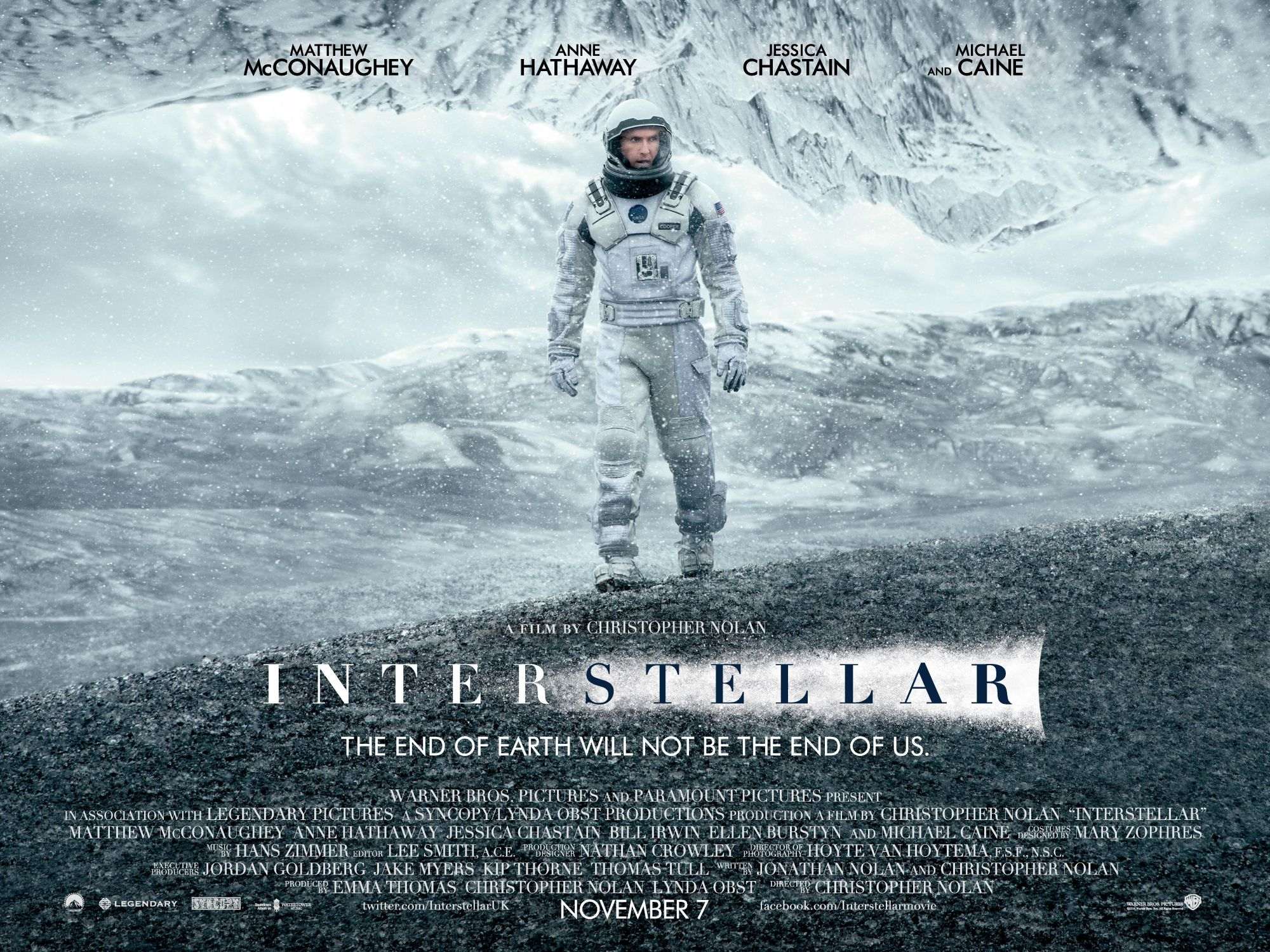 interstellar movie poster from IMDB