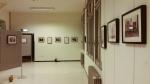 """Backstage dell'allestimento della mostra """"L'Ira Funesta"""" a Palazzo Dolcini"""