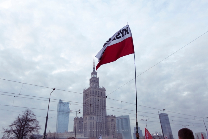 March of Independence in Warsaw, #1