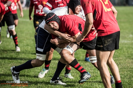 Romagna Rugby VS Noceto Rugby, photo 12