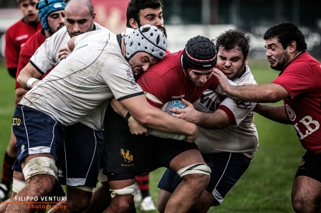 Romagna Rugby VS Noceto Rugby, photo 34