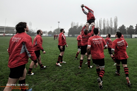 Romagna Rugby VS Arezzo Vasari, photo 1