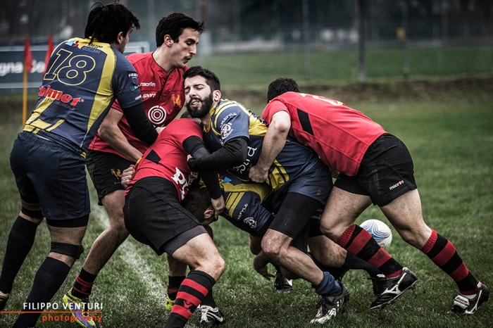 Romagna Rugby VS Arezzo Vasari, photo 6