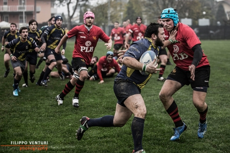 Romagna Rugby VS Arezzo Vasari, photo 9